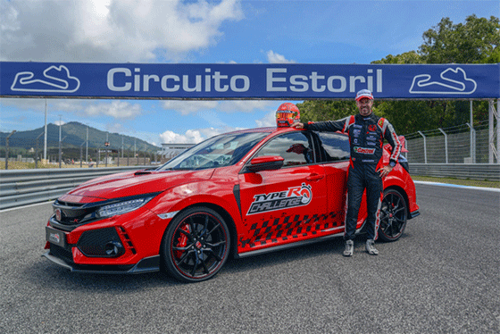 Honda Civic Type R Estoril 2018 couv