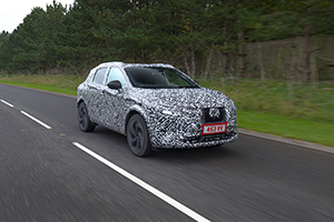 New Nissan Qashqai camo 1 source