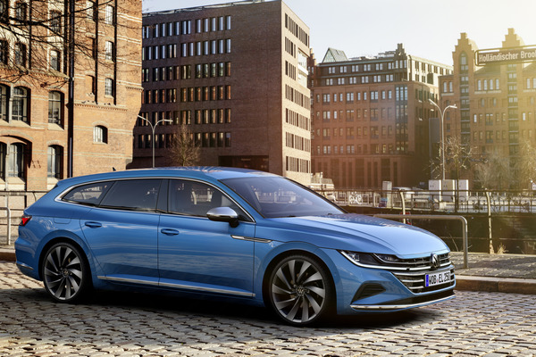 Arteon Shooting Brake 3