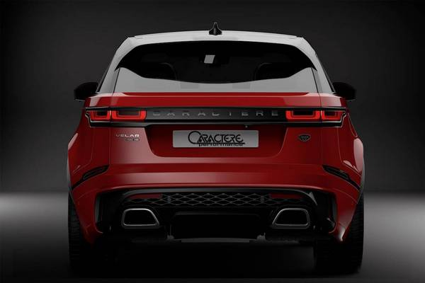 5Range Rover Velar by Caractere Exclusive