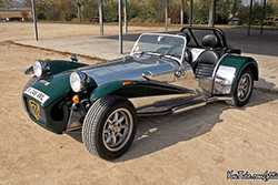 Amberieux CATERHAM SEVEN