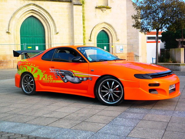 Toyota Celica Very Fast and Furious 3